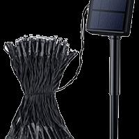 Solar String 200 LEDs - 72 Feet