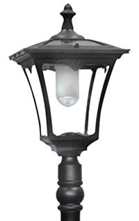 Paradise Solar Lights - Streetlight-Style Solar Lamp Post Review