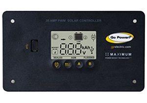 GoPower 30 Amp Solar Regulator