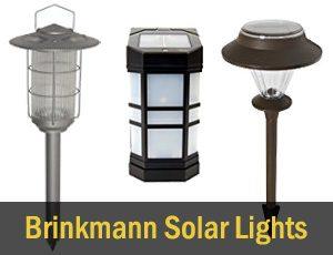 Brinkmann Solar Lights Set