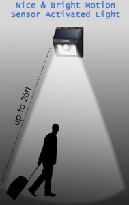 Litom Solar Security Wireless Light Review