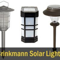 Brinkmann Solar Lights Set