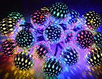 Solar Xmas Lights