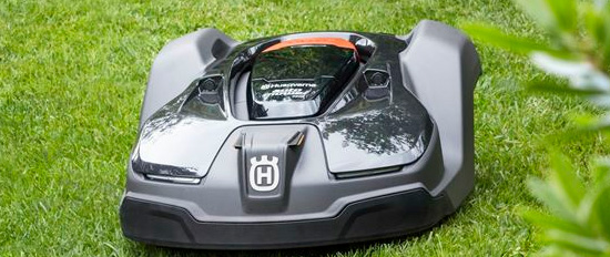 AUTOMOWER robotic lawn mowers