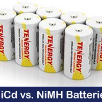 NiCd vs. NiMH Batteries