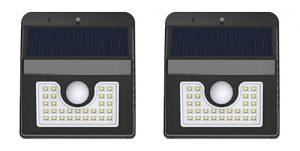 Super Bright Security Lights Solar Outdoor