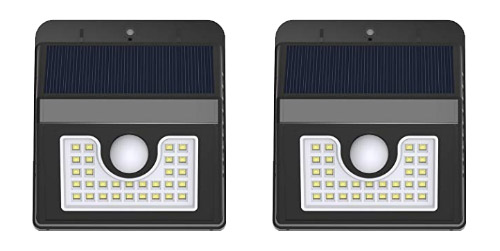 Super Bright Security Lights Solar Outdoor