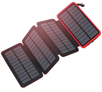 Fastest Solar Charging Power Bank