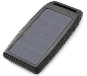 Solar light power bank