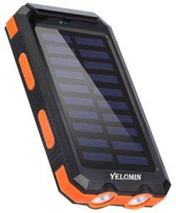 Solar Power Bank 20000mah