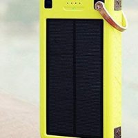 Smart power bank solar