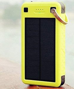 Smart power bank solar