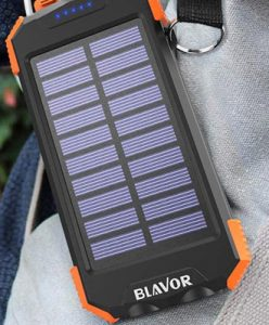 Blavor solar charger review